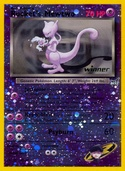 Rocket's Mewtwo from Winner cards